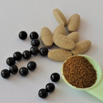Chinese herbs pills and granules