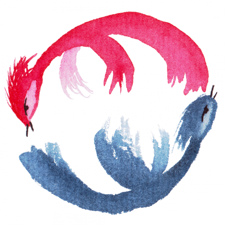 Fèng Huáng, logo