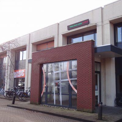 Entrance practice building, Soest